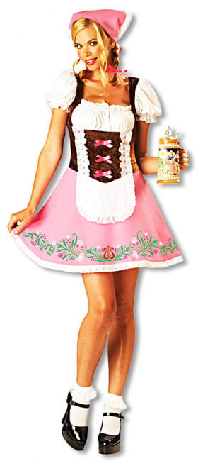 Wiesn Madl Oktoberfest Costume XL