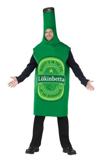 Bierflaschen Kostüm