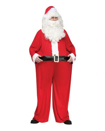 Big Santa Claus Fun Costume