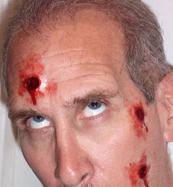 Bio SFX Bullet Hole Wounds