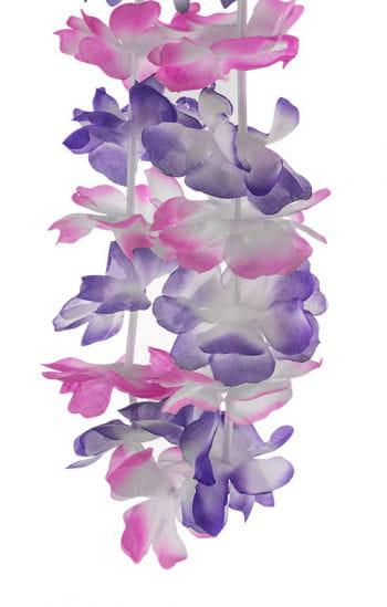Hawaii flower necklace pink