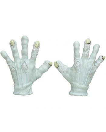 Böser Clown Latex Hände