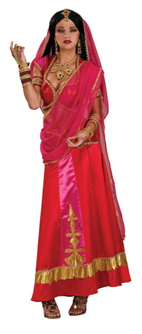 Bollywood Deluxe Costume