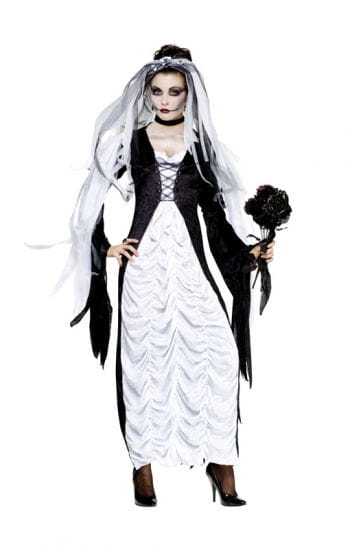 Braut der Finsternis Kostüm M/L