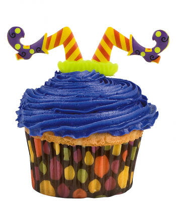 Bunte Cupcake Picker