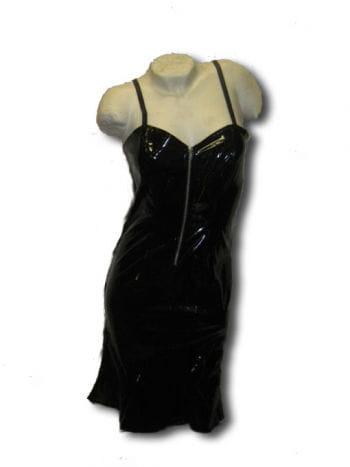 Gothic dress coat black size large