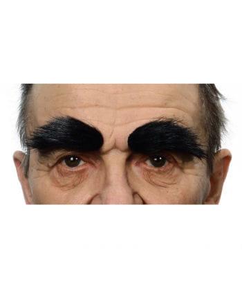 Selbstklebende Augenbrauen Schwarz