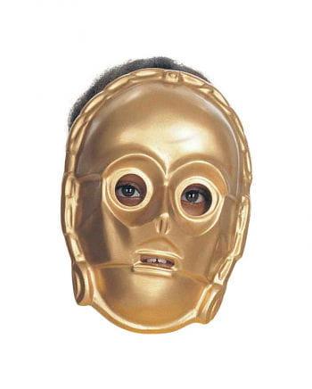 C-3PO Droiden Halbmaske