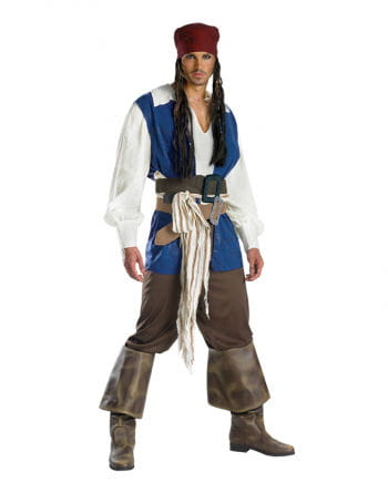 Captain Jack Sparrow Costume XL