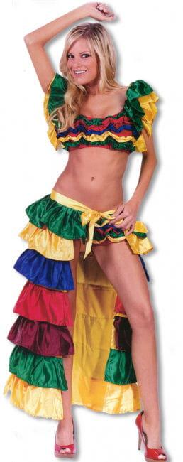 Cha Cha Girl Costume ML