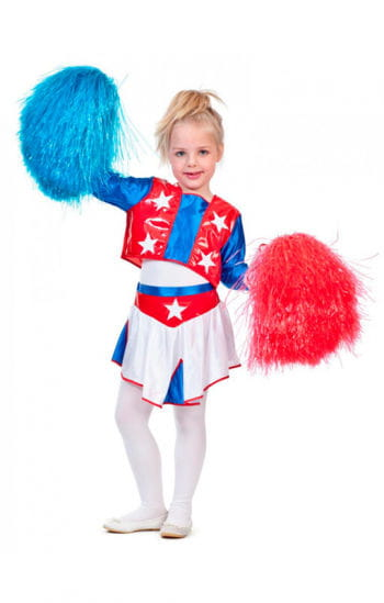 Cheerleader Kinderkostüm