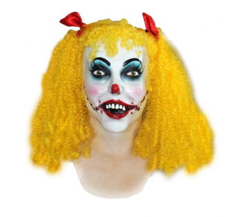 Clown Mask Polly