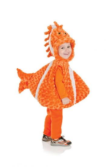 Clownfisch Kinderkostüm