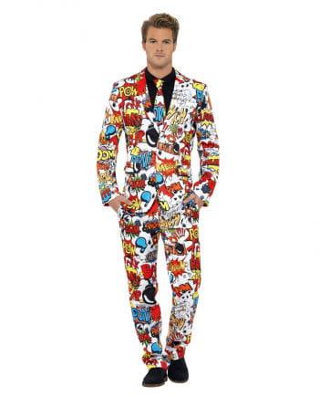 Comic Anzug