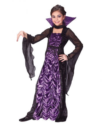 Countess of Darkness Child Costume. L