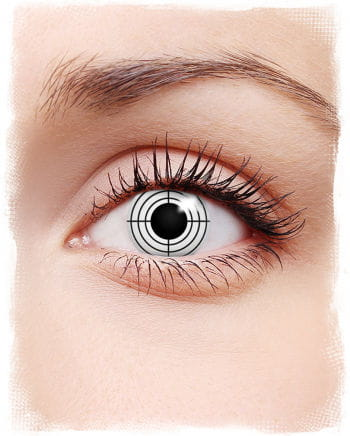 Contact lens Crosshair