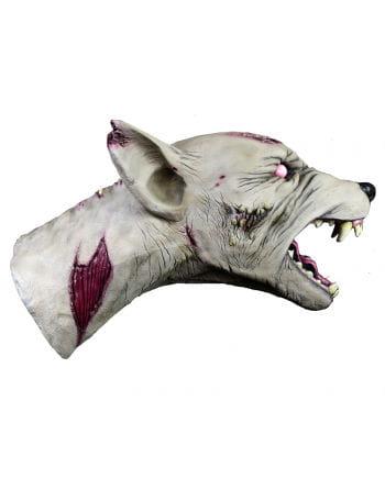Death Studios Zombie dog hand puppet