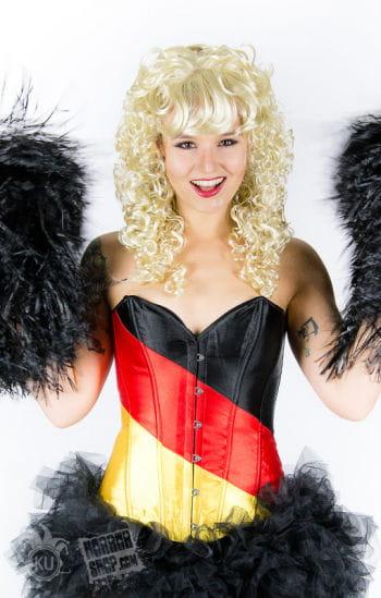 WM corsage Germany