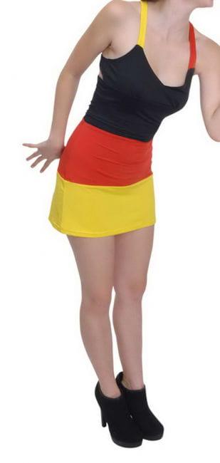 Deutschland Minikleid