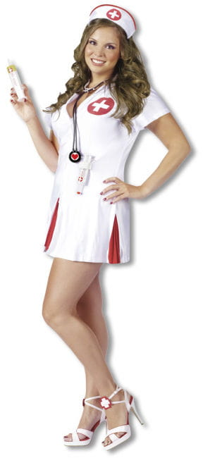 Sexy Doctor Costume XL