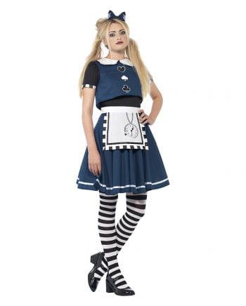 Dark Alice Ladies Costume