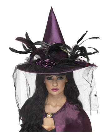 Edler Witch purple black