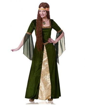 Edles Burgfräulein Kostüm