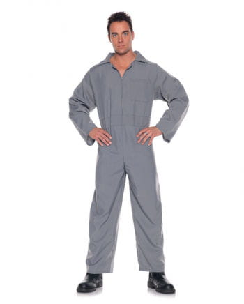 Adult gray jumpsuit