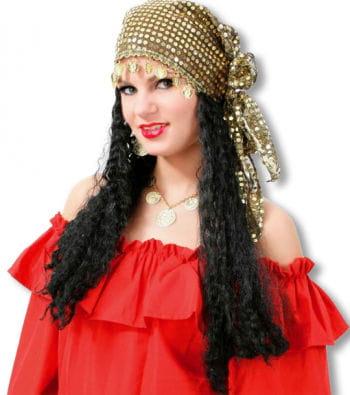 Esmeralda Carnival Wig