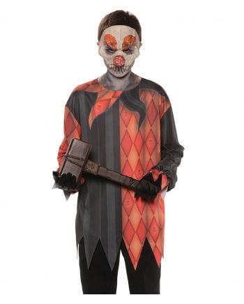 Böser Clown Kinder-Shirt