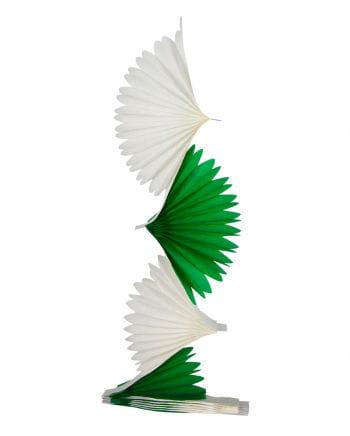 Subjects Garland green / white 3 m