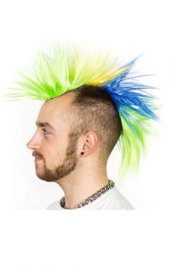 Fan Hairskin Mohawk Brazil