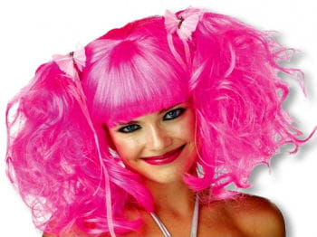 Pink Fairies Wig