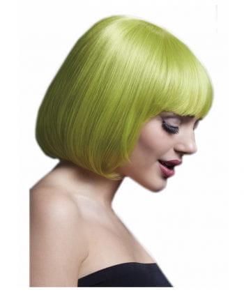 Damenperücke Mia Pastel Green