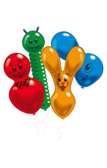 Figures balloons 100 St.