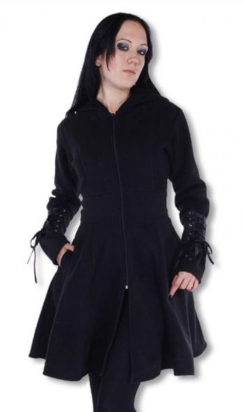 Gothic Lady Fleece Coat Small