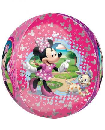 Folienballon Disney Minnie Mouse rund