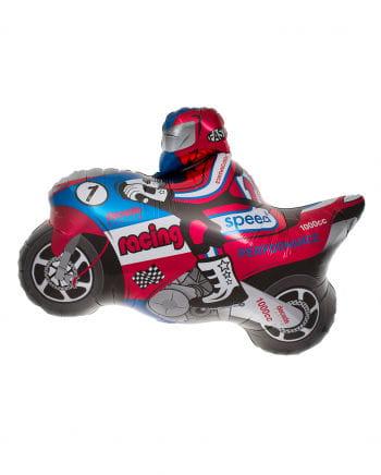 Folienballon Motorrad