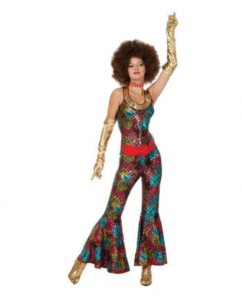 Disco Lady Costume Plus Size