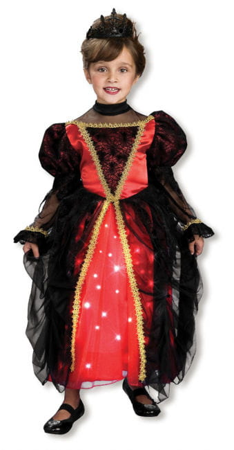 Twinkle Gothic Princess Costume 2-4 years