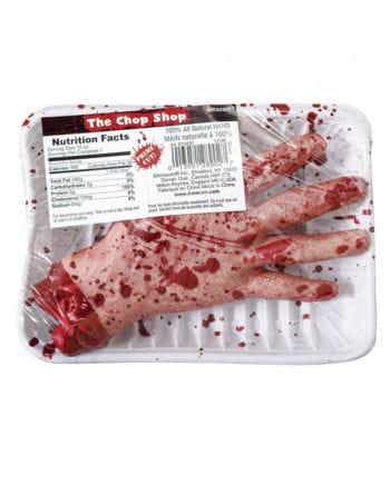 Gammelfleisch Hand