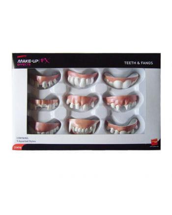 Denture Set 9 pieces