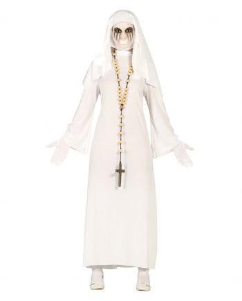 Geister Nonne Damenkostüm