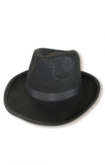 Gentleman Hut schwarz