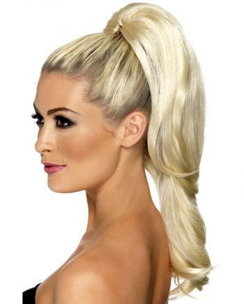 Wavy Blonde Hair Piece