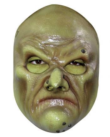Giftige Hexe Halbmaske