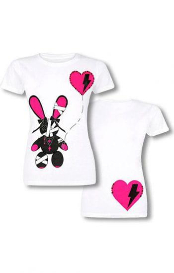 Girlie Shirt Heartache S