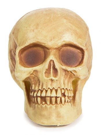 Halloween Antik-Totenkopf