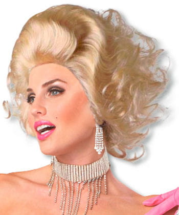 Glamour Girl Marilyn Wig Deluxe