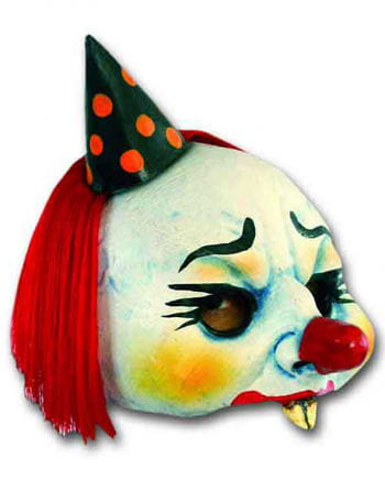 Gnawer Clown Half Mask